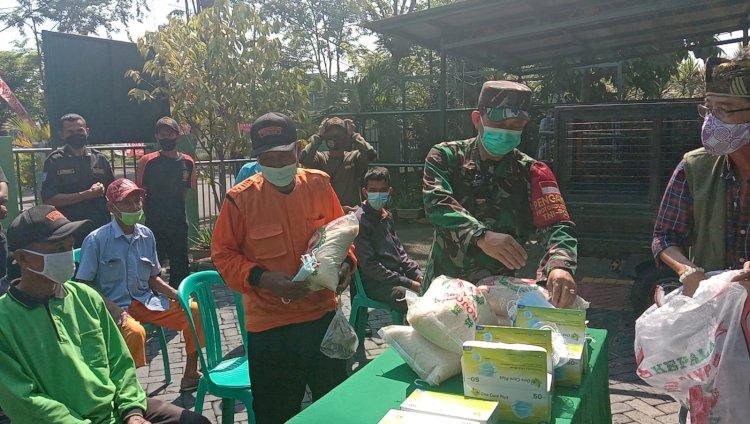 Barisan Pencinta Pancasila Baksos Bersama Koramil 06/KD